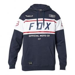 pánská mikina Fox Official Pullover fleece 20/21 midnight