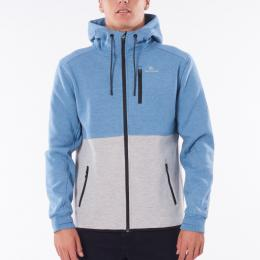 Mikina Rip Curl Departed Anti Series 20/21 Dusty Blue