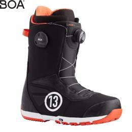 boty na snowboard Burton Ruler Boa 20/21 black/red