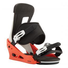 vázání na snowboard Burton Freestyle 20/21 red/white/black