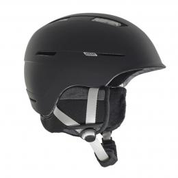 dámská helma na snowboard/lyže Anon Auburn 20/21 MARBLE BLACK