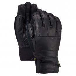 Snowboardové rukavice Burton Gondy Gore Leather 20/21 True black