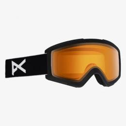brýle na snowboard/lyže Anon Helix 20/21 frame: black, lens: amber