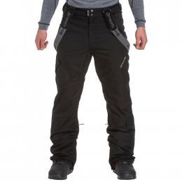 SNB & SKI kalhoty Meatfly Ghost 5 20/21 A - Black