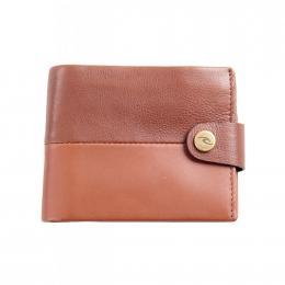 Pánská peněženka Rip Curl Snap Clip RFID 2 In 1 Brown