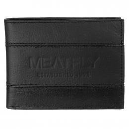 pánská peněženka Meatfly Hurricane 19/20 A Black
