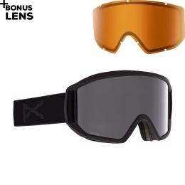 brýle na lyže/snowboard Anon Relapse 20/21 frame: smoke, lens: perceive sunny onyx