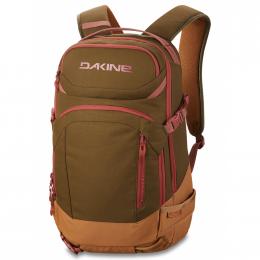 dámský batoh Dakine Women's Heli Pro 20/21 DARK OLIVE CARAMEL