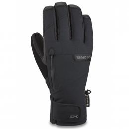 pánské rukavice Dakine Leather Titan GORE-TEX glove 20/21 BLACK