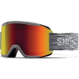 brýle na lyže/snowboard Smith Squad 19/20 cloudgrey - red sol x mirror