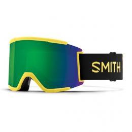 brýle na lyže/snowboard Smith Squad 19/20 citron glow - green sol x mirror