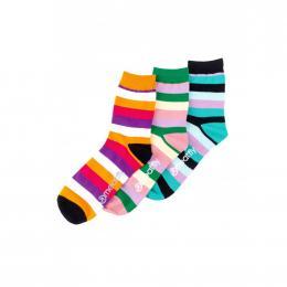 Ponožky Meatfly Light Small Stripes 2020 S14