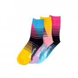 Ponožky Meatfly Color Scale socks 2020 S13