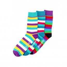 Ponožky Meatfly Dark Small Stripe 2020 L05