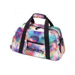 cestovní taška přes rameno Meatfly Mavis Duffle Bag 2021 Universe Color