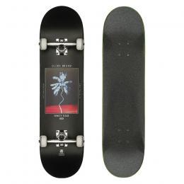 skateboard Globe G1 Palm Off 2021 BLACK