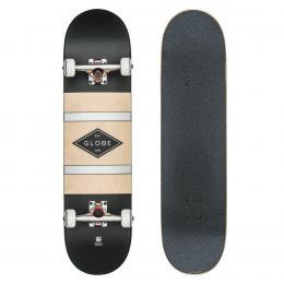 skateboard Globe G1 Diablo2 2021 Black/Silver