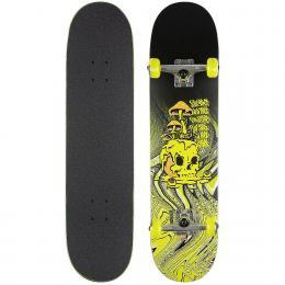 skateboard Globe G1 Nature Walk 2021 Black/Toxic Yellow 8,125