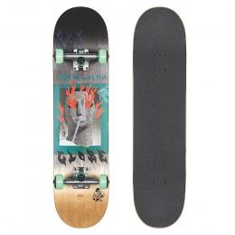 skateboard Globe G1 Firemaker 2021 Black/Naturel 7,75