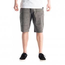 pánské šortky Meatfly Bobber Shorts 2021 Infinity Camo Grey