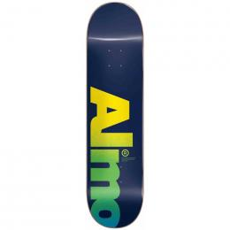 skate deska Almost Fall Off Logo 2021 Blue 8,5