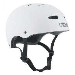 skate/BMX helma TSG Injected 2021 S/M White