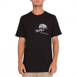 Tričko Volcom Cosmogramma Basic 2021 Black