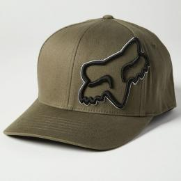 kšiltovka Fox Episcope Flexfit Hat 2021 Olive Green