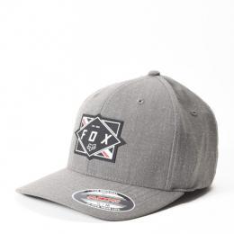 kšiltovka Fox Burnt Flexfit Hat 2021 Petrol