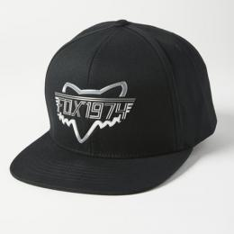 kšiltovka Fox Razors Edge Snapback Hat 2021 Black