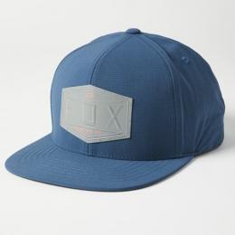 kšiltovka Fox Emblem Snapback Hat 2021 Dark Indigo