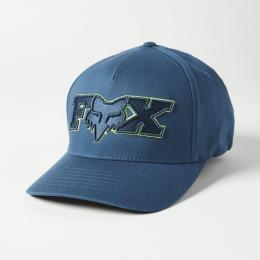 kšiltovka Fox Ellipsoid Flexfit Hat 2021 Dark Indigo