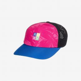 Dámská kšiltovka Roxy Surfed Out 2021 Pink/Blue