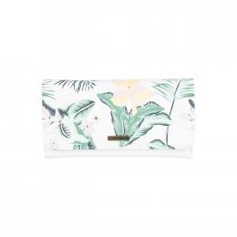 Dámská peněženka Roxy Hazy Daze 2021 Bright White Praslin