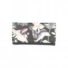 Dámská peněženka Roxy Hazy Daze 2021 Anthracite Praslin