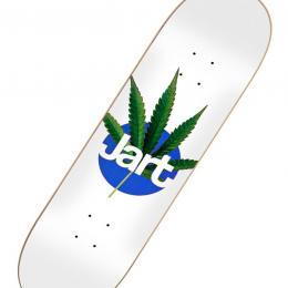 skate deska Jart Leaf 2021 Azure 8,0