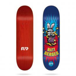 skate deska Flip Berger 2021 Tin Toys 8,25