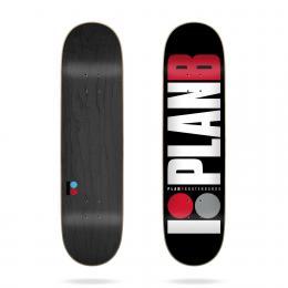 skate deska Plan B 2021 Classic black