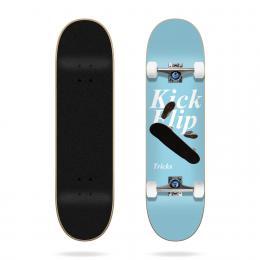 skateboard komplet Tricks Kickflip 2021 Aqua 7,375
