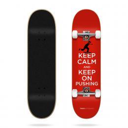 skateboard Tricks Calm 2021 Red 7,87