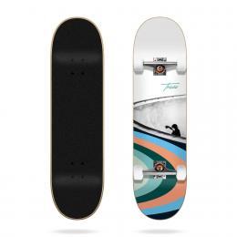 skateboard komplet Tricks Bowl 2021 white 7,87