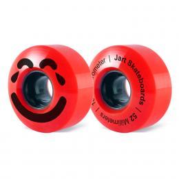 skate kola Jart Be Happy 2021 Red 52mm