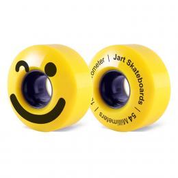 skate kola Jart Be Happy 2021 Yellow 54mm