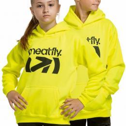 Dětská mikina Meatfly Rebel Pyke 2021 Electric Yellow