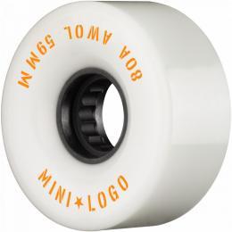 kola na skateboard Mini Logo A.W.O.L. 2021 white