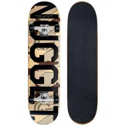 skateboard komplet Nugget Trademark SK8 Complet 2021 Sand Camo