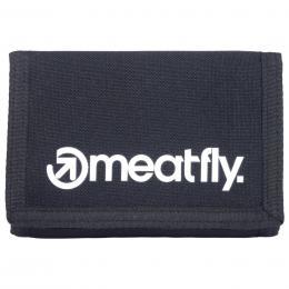 Peněženka Meatfly Huey 2021 Black