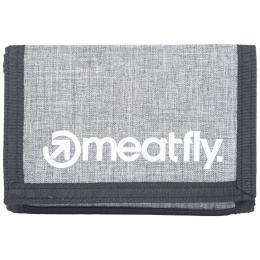 Peněženka Meatfly Huey 2021 Grey Heather
