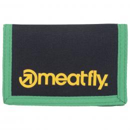 Peněženka Meatfly Huey 2021 Rasta