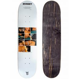 skate deska NUGGET Pam sk8 deck 2021 A- white